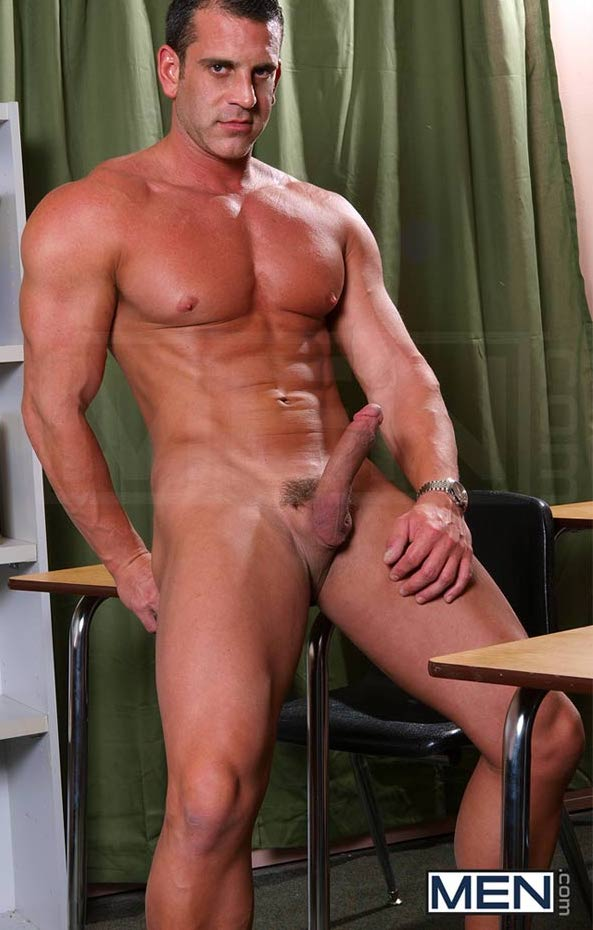 Matt Cole fuck Tyler Sweet gay hot daddy dude men porn Seducing the Professor