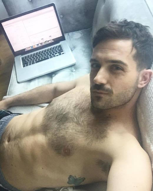 John Targon gay hot daddy dude men