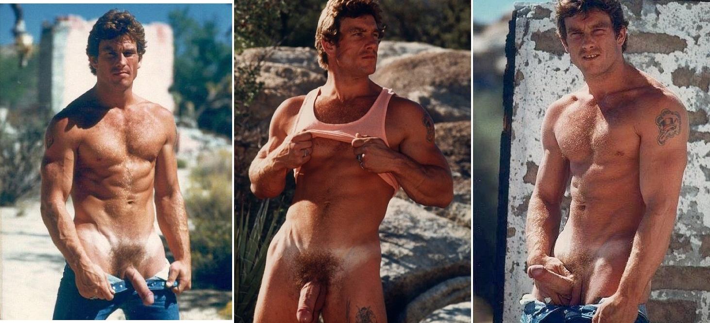 Ace Harden vintage gay hot daddy dude men porn
