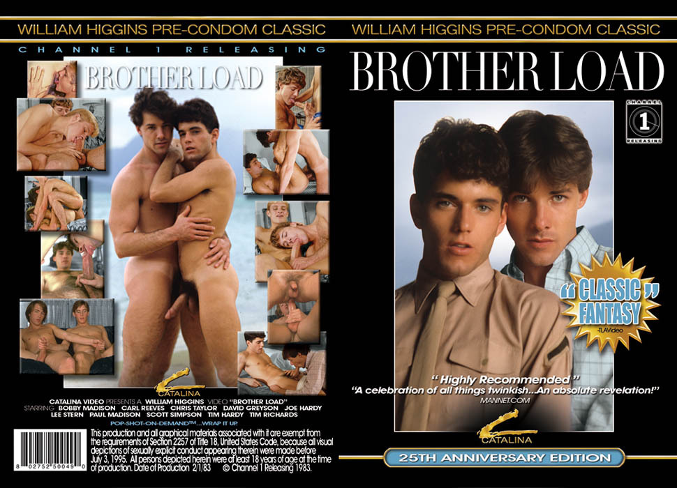 Bobby Paul Madison brother load gay vintage dude men porn