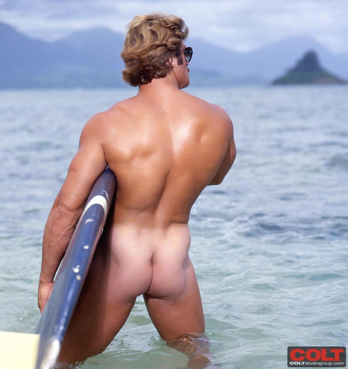Byron Hawkwood vintage gay hot daddy dude men porn