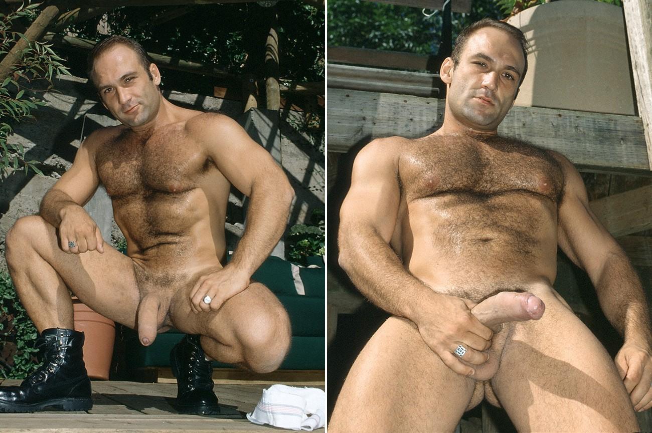 Anthony Gallo gay hot daddy dude men porn