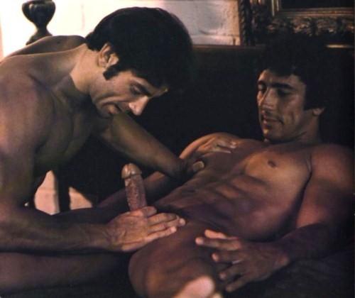 Tex Murdock Tony Regalia vintage gay hot daddy dude men porn Hot Beach