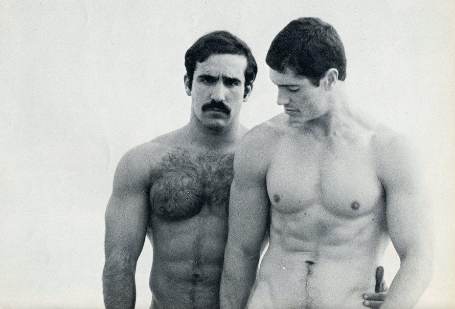 Bruno Mike Spanner gay hot vintage daddy dude men porn javelin
