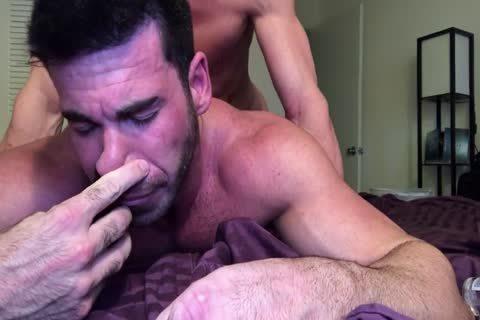 Cade Maddox fuck Billy Santoro gay hot daddy dude men porn Icon Male