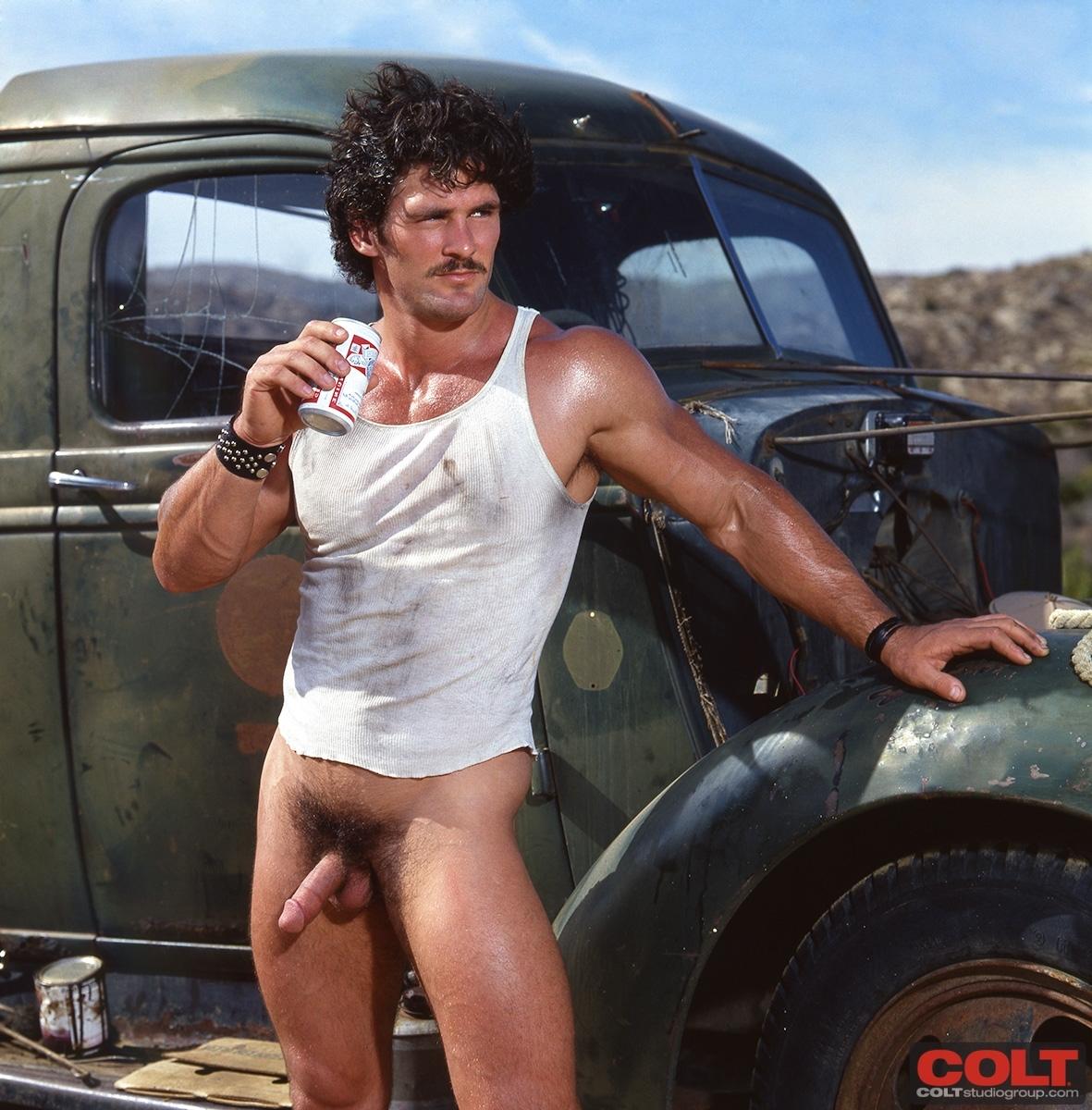 Sam Dekker Colt gay hot daddy porn