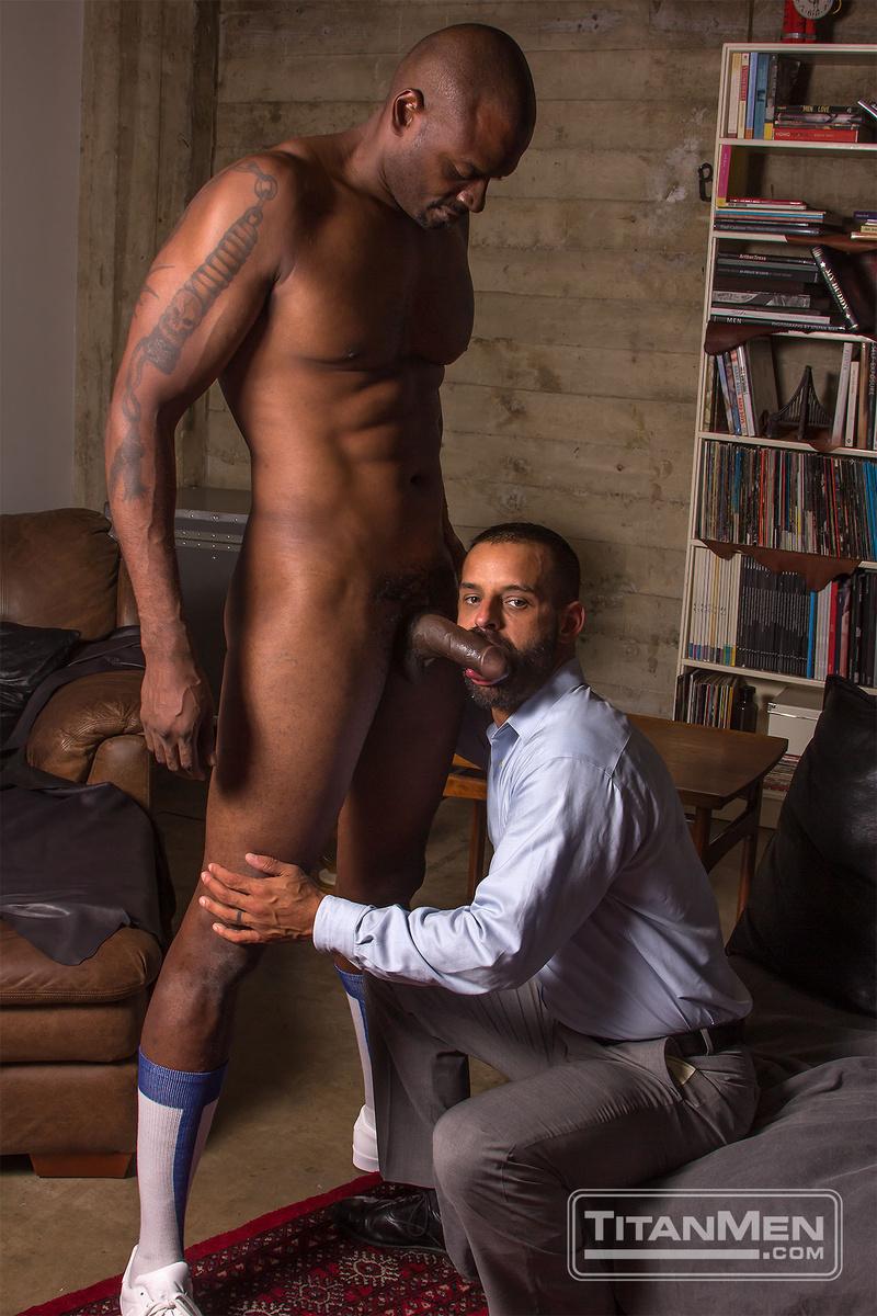 Diesel Washington fuck David Benjamin gay hot daddy dude men porn Taxman Cumeth