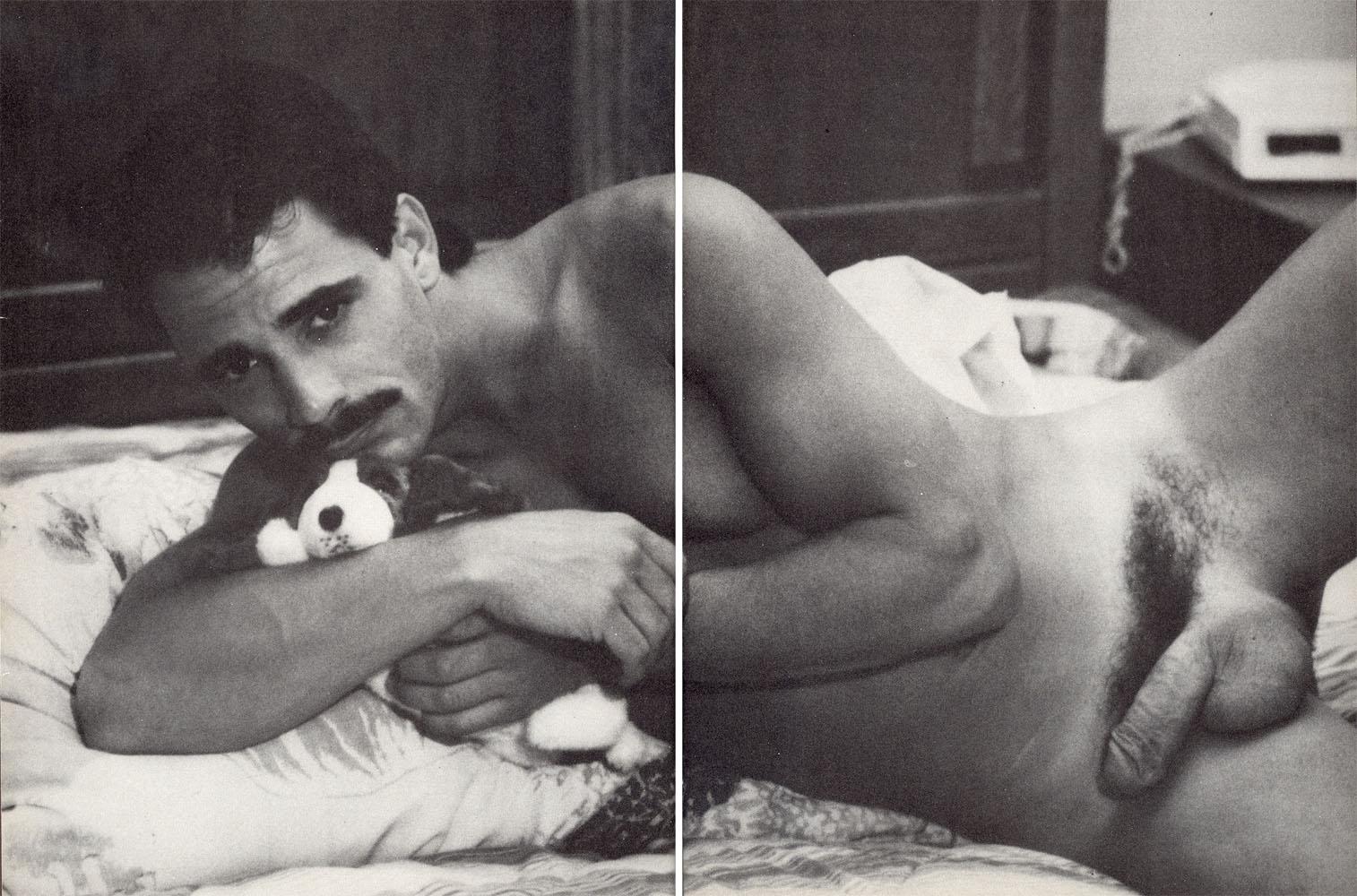 Jack Lofton vintage gay hot daddy dude men porn