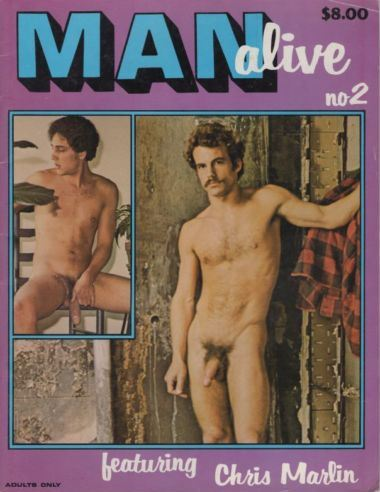 Chris Marlin Adams vintage gay hot daddy dude men porn