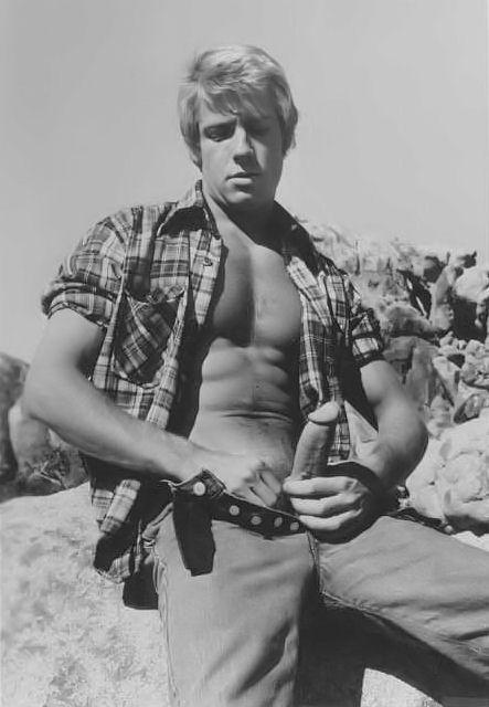 Jack Wrangler vintage gay hot daddies