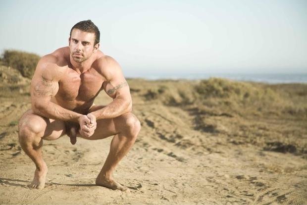 Kenny Lerose Xavier gay hot dude daddy men porn