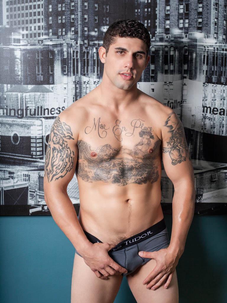 Jordan Levine fuck Jimmy Clay gay hot daddy dude men porn Randy Blue
