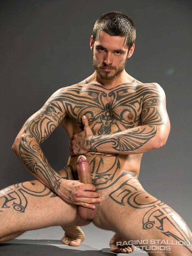Logan McCree gay hot dude daddy men porn