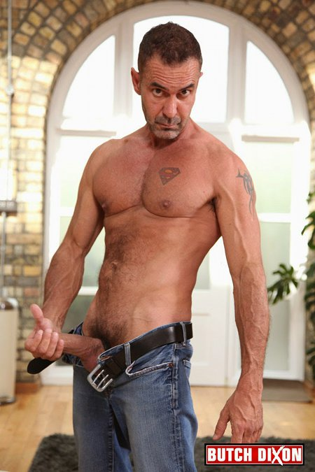 Lito Cruz gay hot daddy dude men porn