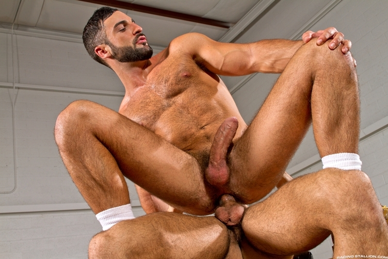 Sean Zevran fuck Abraham Al Malek gay hot daddy dude porn Filthy Fucks