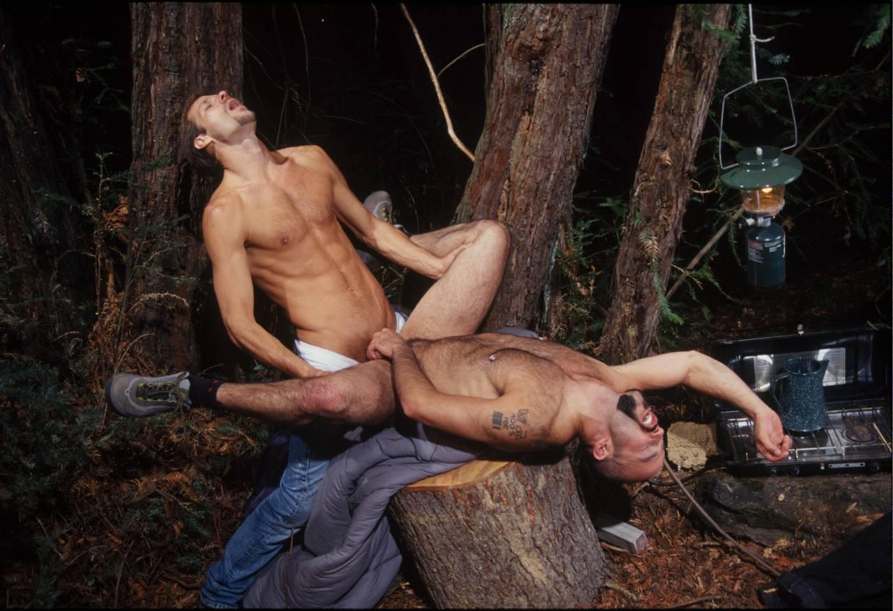 Michael Brandon fuck Titus Drumm gay hot daddy dude men porn Sexpack 8