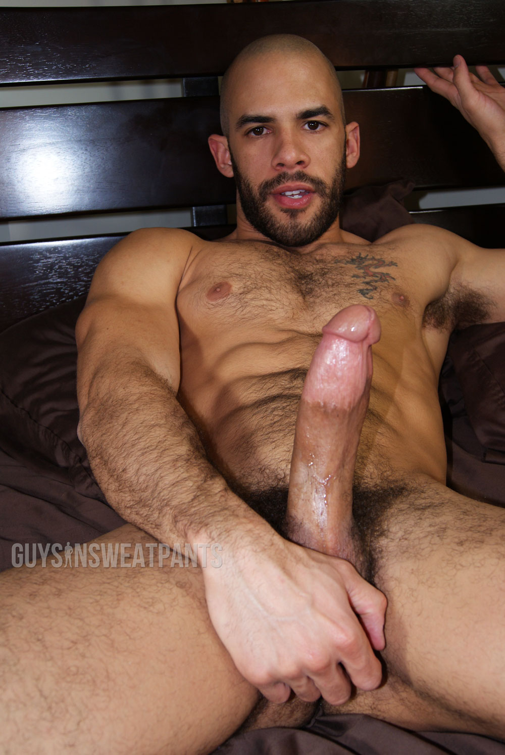Austin Wilde Anthony Romero flip fuck gay hot daddy dude porn Guys In Sweatpants