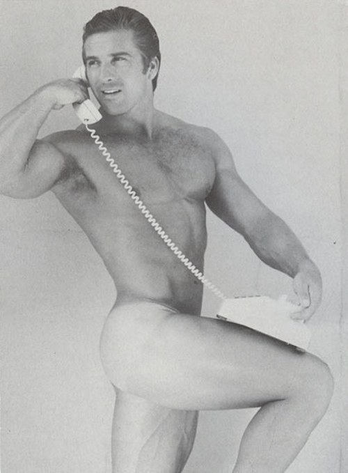 Mike Betts vintage gay hot daddy porn