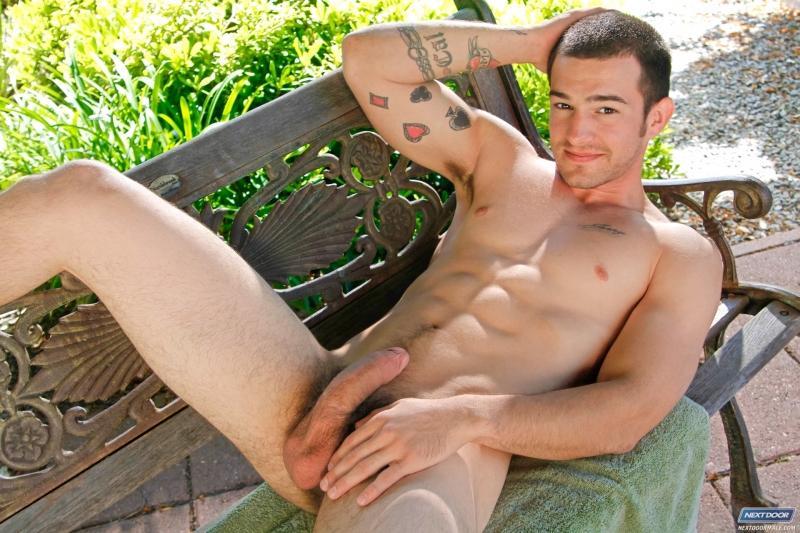 Brandon Bronco gay hot daddy dude men porn