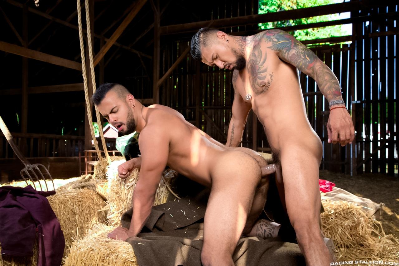 Boomer Banks fuck Tony Orion gay hot dude daddy dude men porn Open Road
