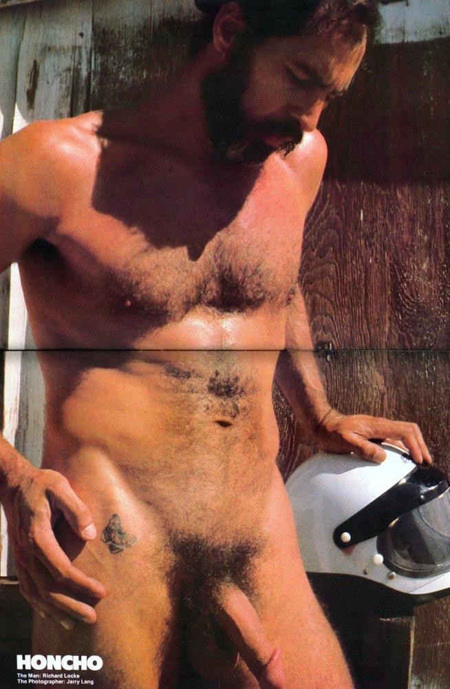 Richard Locke vintage gay hot daddy dude men porn
