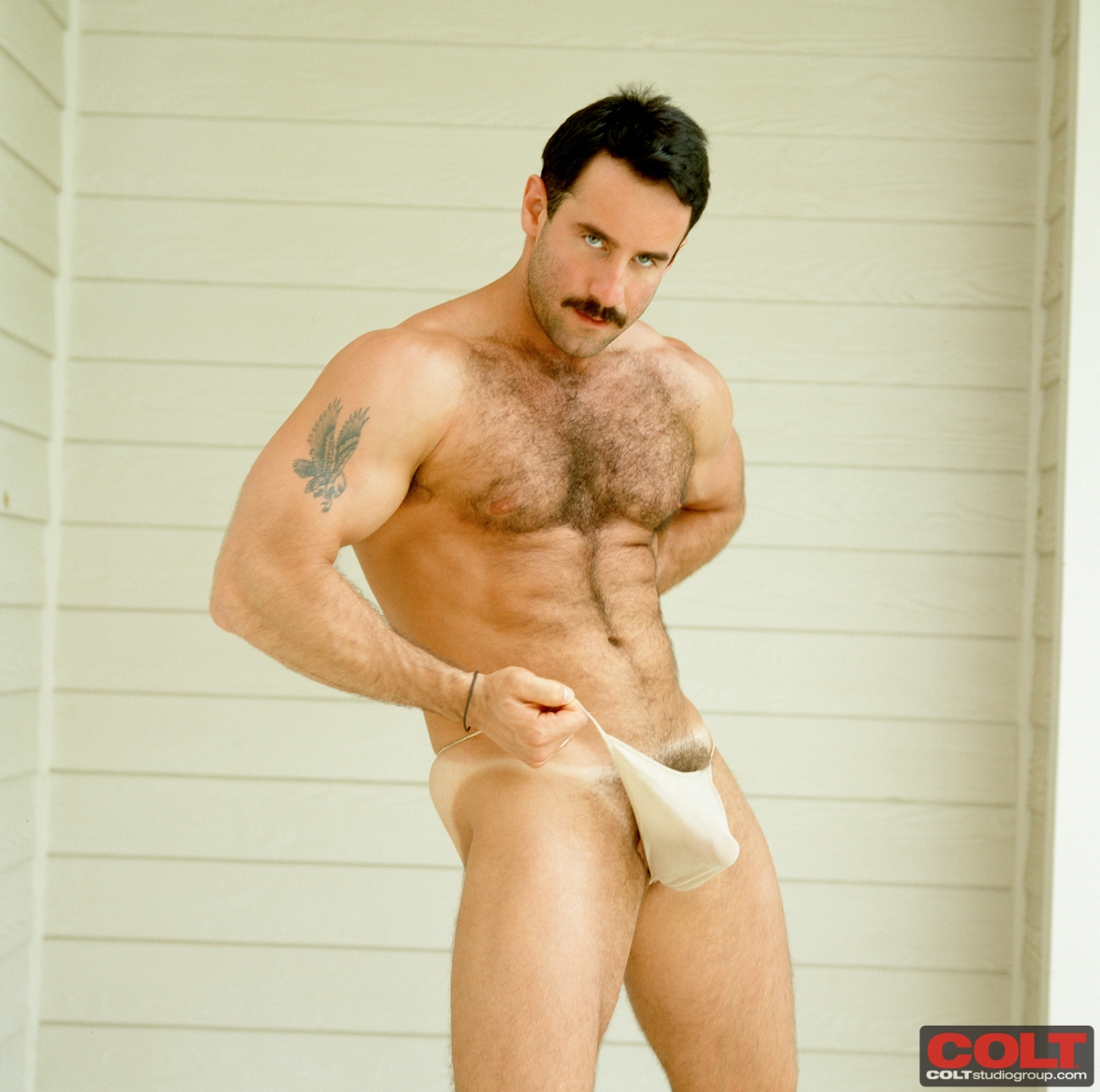 Steve Kelso gay vintage hot daddy dude men porn