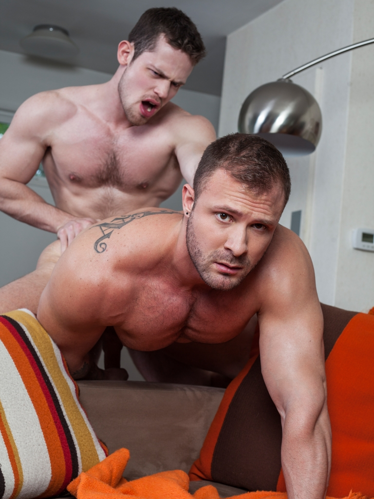 Austin Wolf Kurtis Wolfe flip fuck gay hot daddy dude men porn Randy Blue