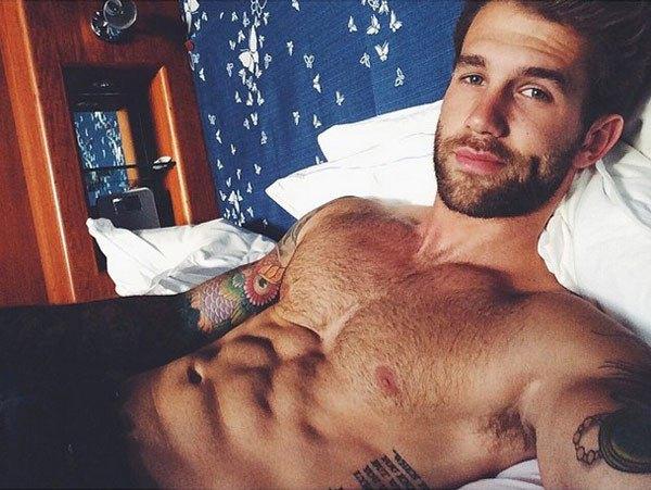 Andre Hamann hot daddies dudes men