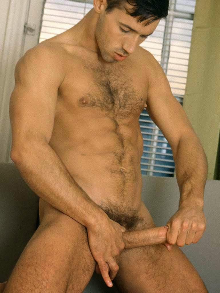Marcus Iron gay hot daddy dude porn