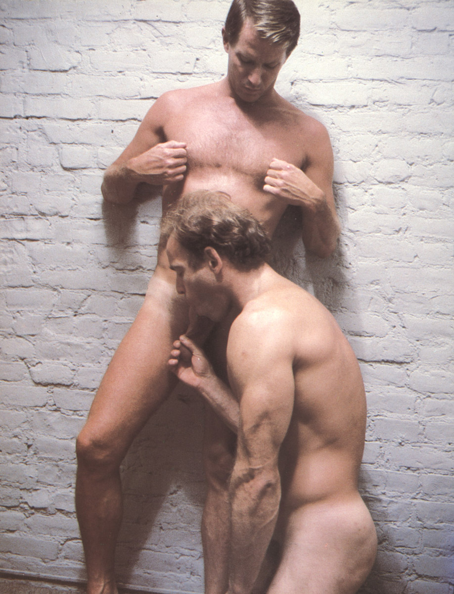 Eric Ryan fuck Casey Donovan vintage gay hot daddy dude men porn Good Friends
