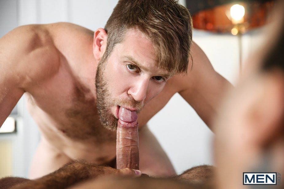Diego Sans fuck Colby Keller gay hot daddy dude porn Men