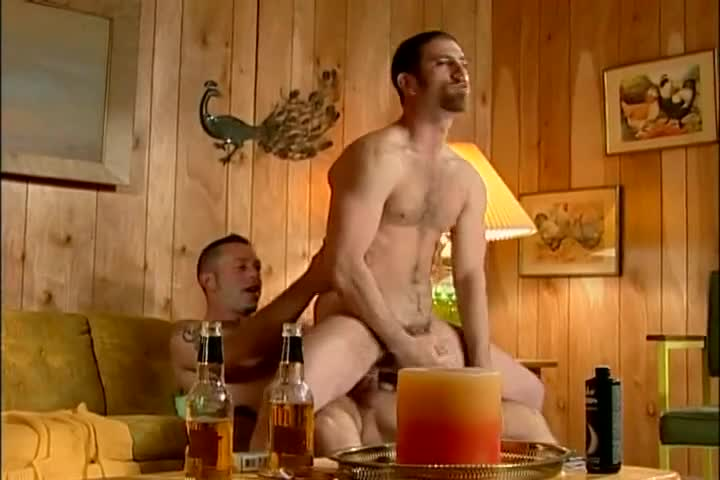 Fyerfli fuck Tyler Boots gay hot daddy dude men porn Back to Barstow