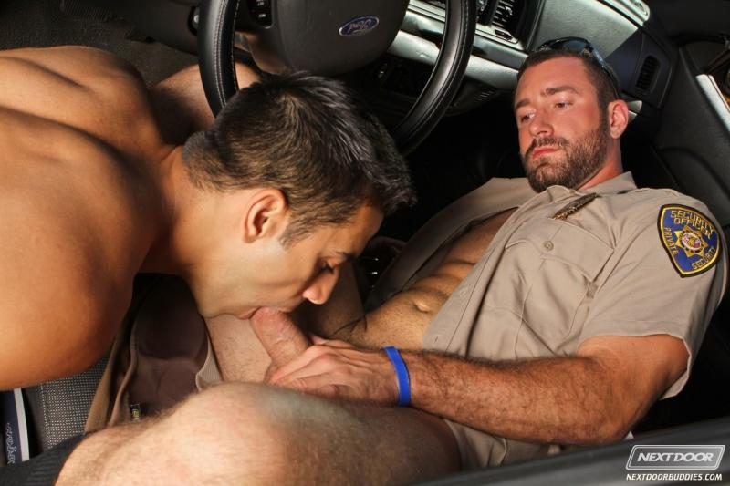 Vinny Castillo Ray Diaz gay hot daddy dude men porn Next Door