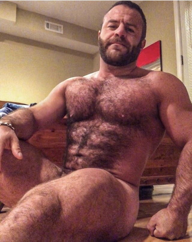 Ian Parks gay hot daddy dude men bear