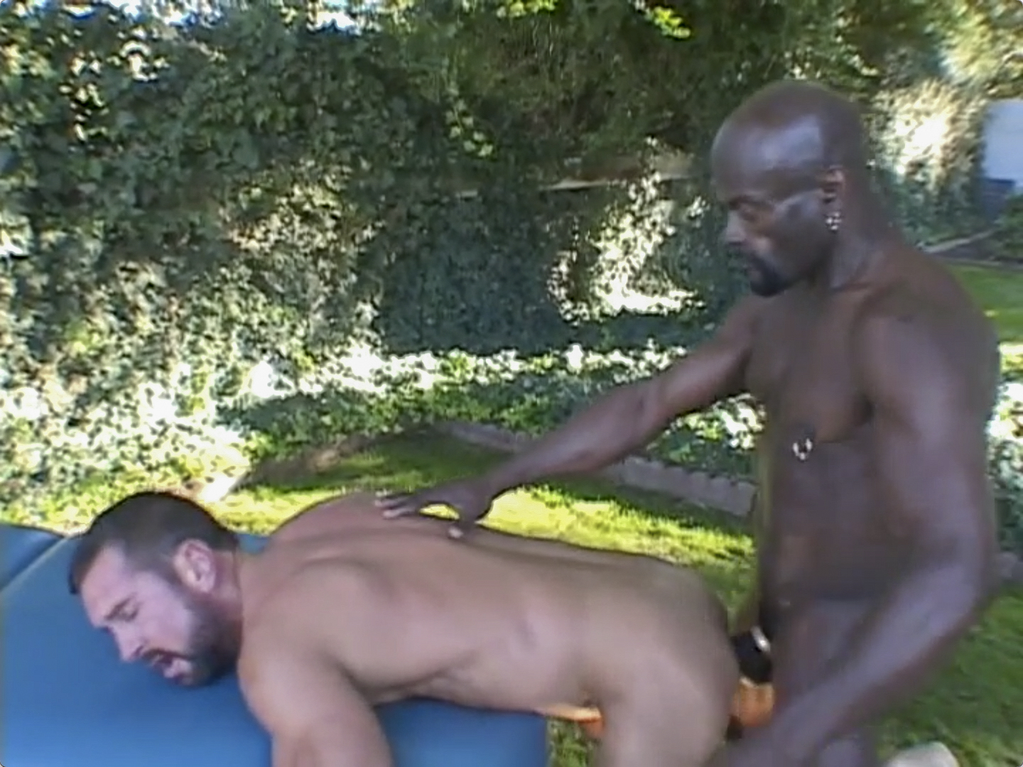 Ben Gunn bareback fuck will west gay hot daddy dude men porn