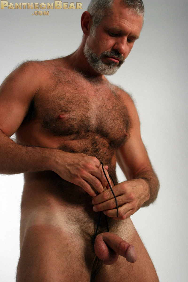 Allen Silver gay hot daddy dude men porn