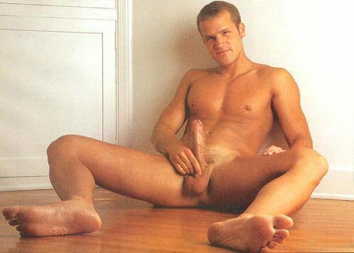 Thom Barron gay hot daddy dude men porn