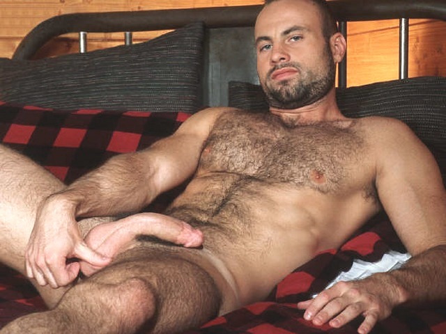 Collin O'Neal gay hot daddy dude men porn