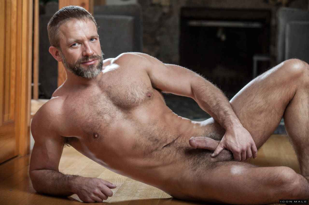 Dirk Caber gay hot daddy dude men porn