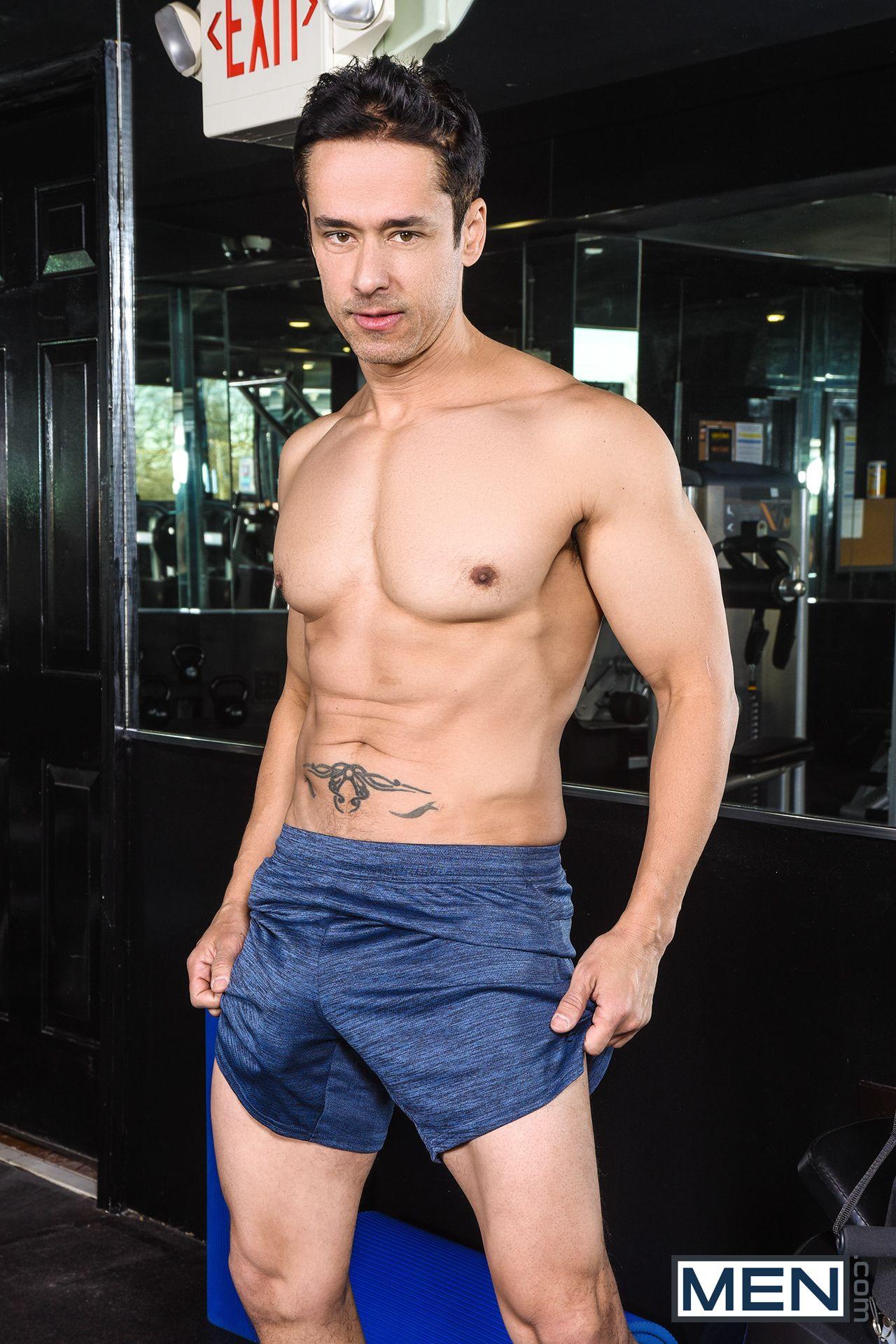 Rafael Alencar gay hot daddy dude men porn