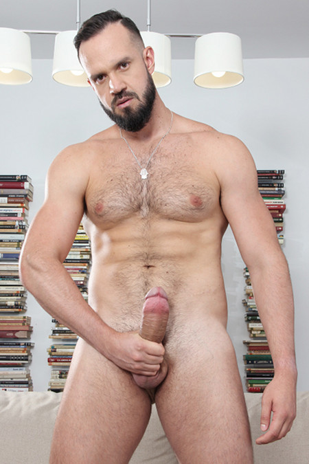 Andy Onassis gay hot daddy dude men porn
