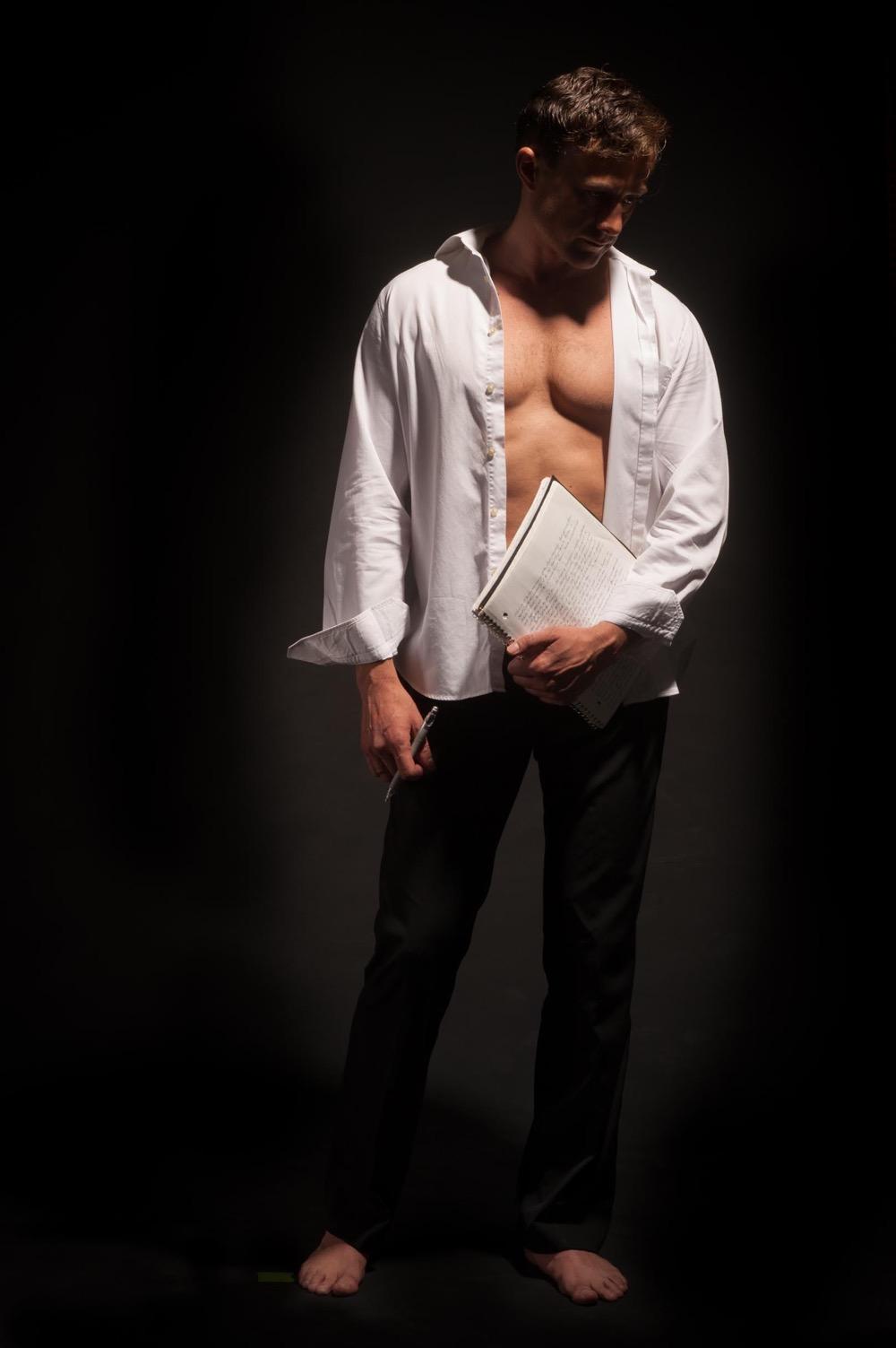 Steven Fales sexy gay hot men dudes daddy Confessions Mormon Boy