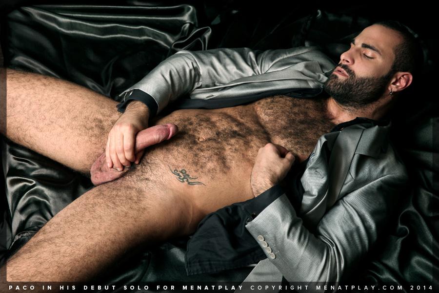 Paco gay hot daddy dude men porn