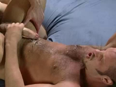 Aiden Shaw fuck Dick Wolf gay hot daddy dude men porn Perfect Fit