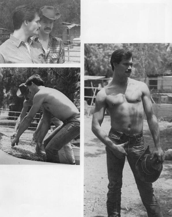 JW King Joe Andrews vintage gay hot daddy dude men porn str8 redneck country Drifter