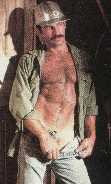 Fred Halsted Mike Morris Richard Locke vintage gay hot daddy dude men porn El Paso Wrecking