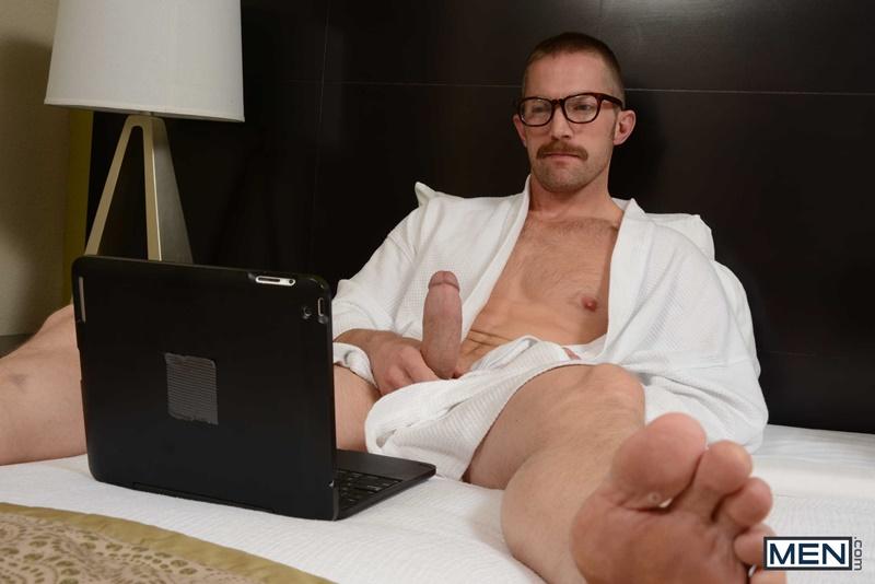 Adam Herst fuck Travis Stevens gay hot daddy dude men porn New Stepdad Pervert