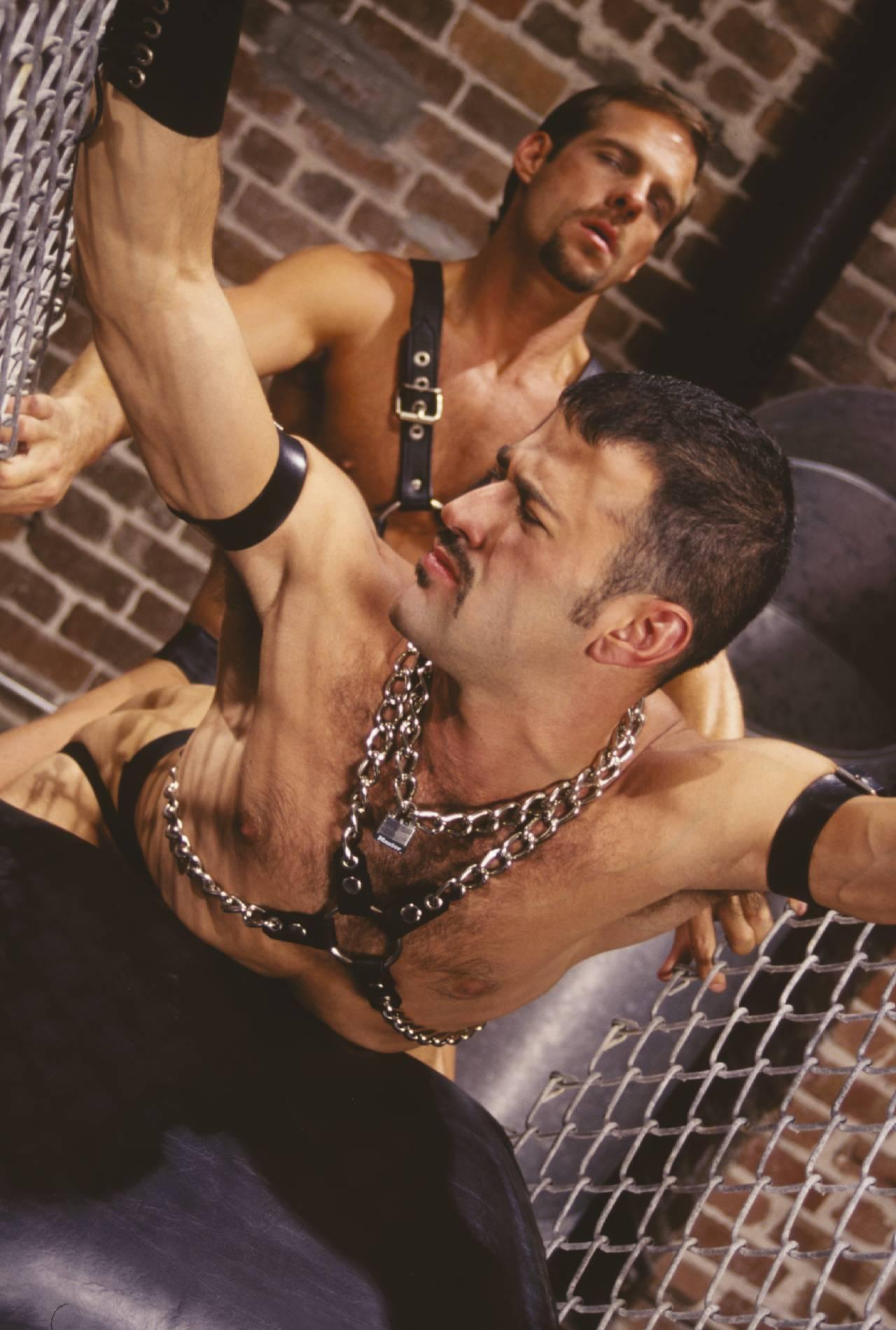Michael Brandon fuck Michael Soldier gay hot daddy dude men pornSexpack