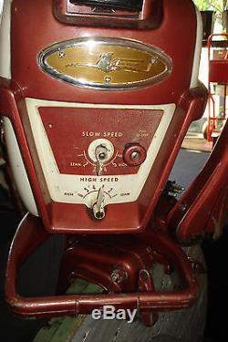 sea ray warranty 2002 chevrolet silverado radio wiring diagram vintage 1958 johnson seahorse 7.5 h. p. outboard boat engine/motor