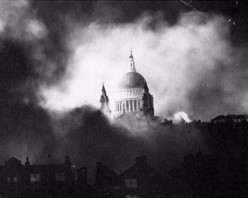 St Pauls Survives